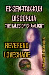 Nearly final cover for Ek-sen-trik-kuh Discordia: The Tales of Shamlicht