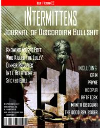 Cover of Intermittens Issue 1 2.3