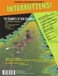 Cover of Intermittens Issue 2
